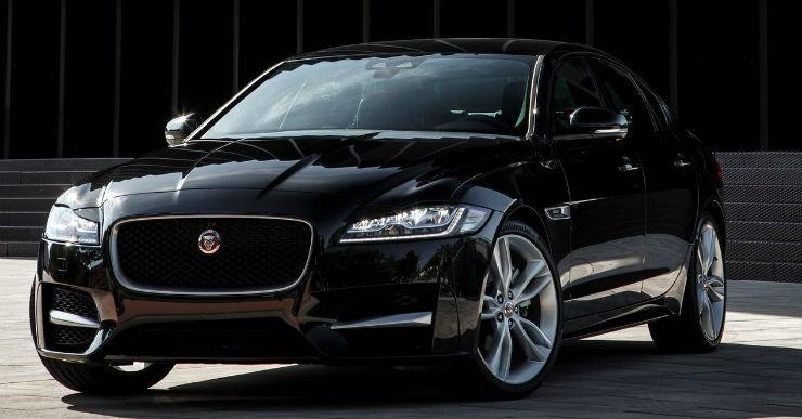 2016 Jaguar XF to launch soon. Details revealed.