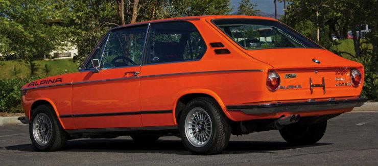 BMW Alpine