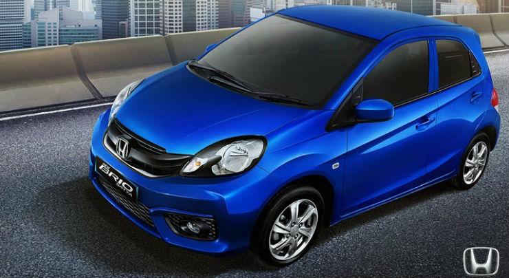 Honda planning Brio platform-based electric car for India