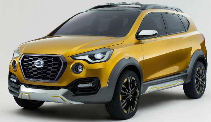 Datsun Go Cross1