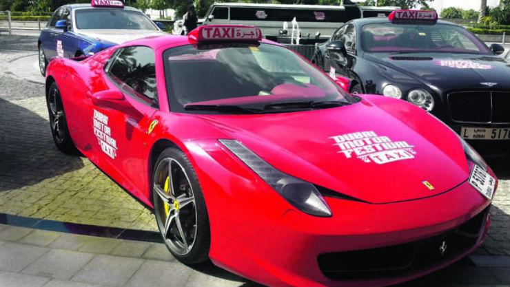 Ferrari Dubai