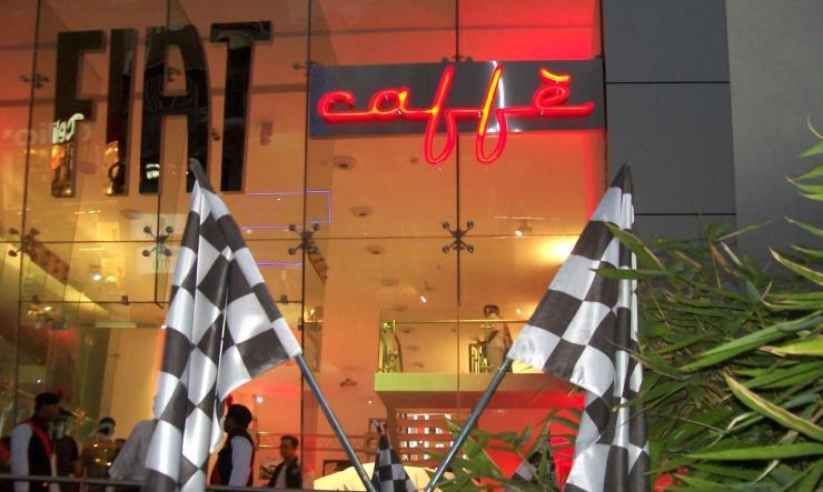 Fiat Caffe Pune