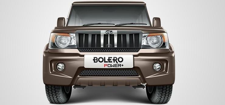 Mahindra Bolero Power+ 1