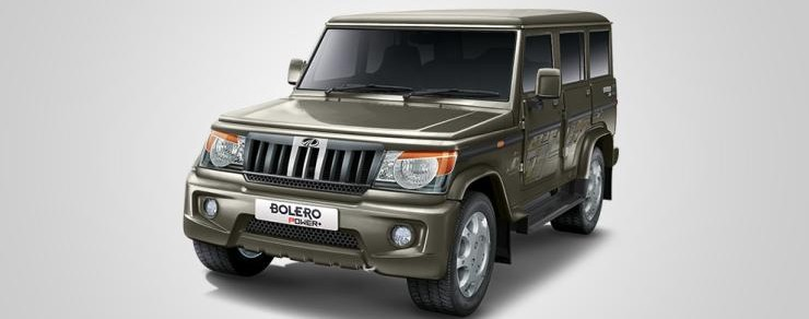 Mahindra Bolero Power+ 2