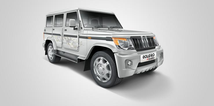 Mahindra Bolero Power+ 3