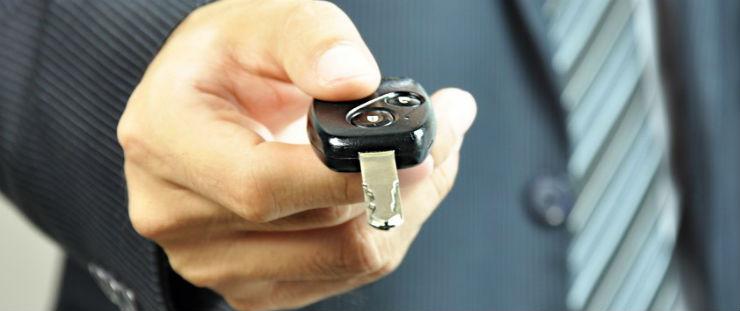 Man-Giving-Car-Key