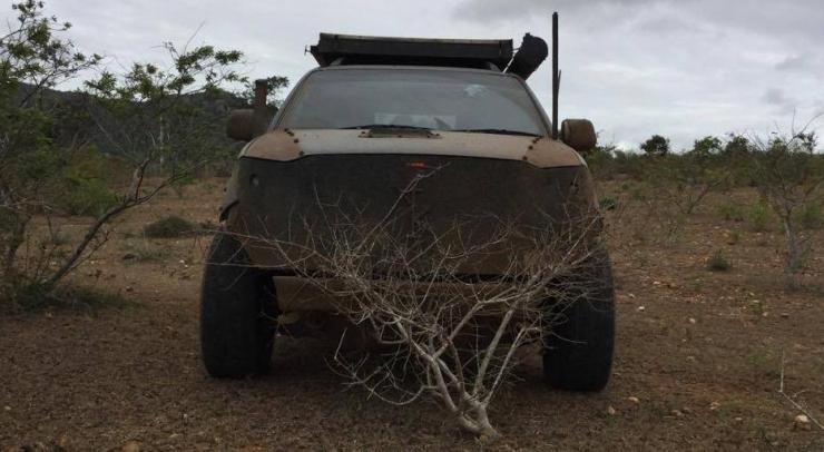 Toyota Fortuner Modified 3
