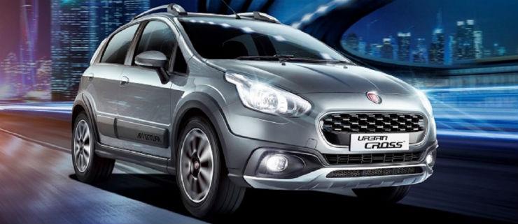 Fiat launches Urban Cross
