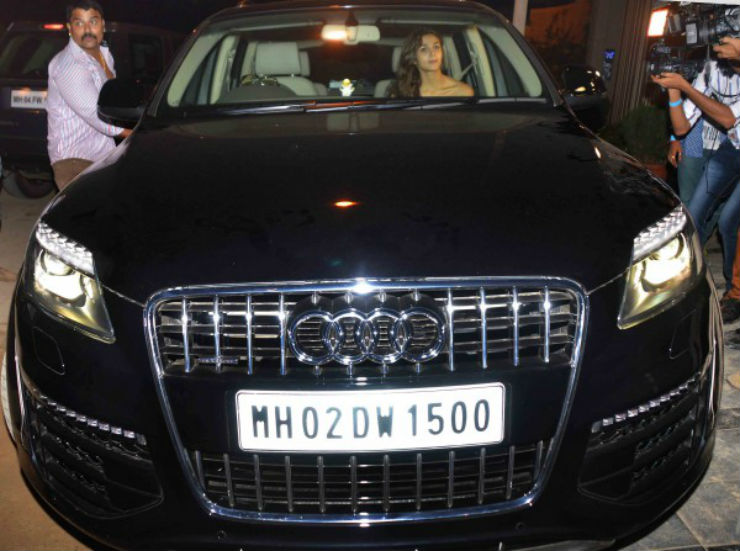 Bollywood divas and their NEW luxury cars