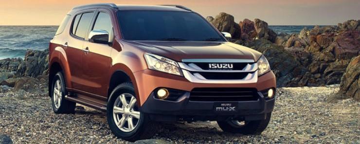Isuzu MU-X brochure leaked ahead of launch