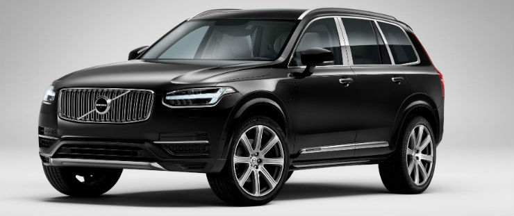 Today The Company Has Launched Flagship Variant Of Mive Suv Xc90 T8 Hybrid Priced At Rs 1 25 Crores Ex Showroom Delhi Volvo