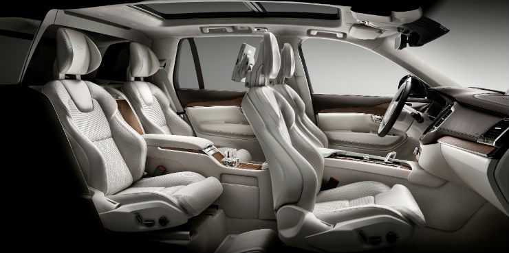 407 Bhp 57 Kmpl Volvo Xc90 T8 Launched The Future Of India S Suvs