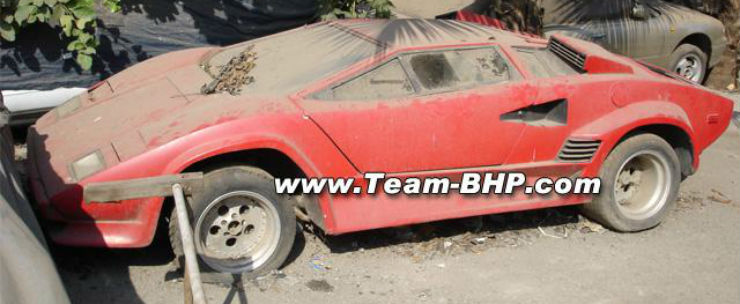 Exotic luxury \u0026 sportscars left to DIE in India Edition II
