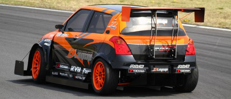 Most Powerful Suzuki Swift In The World How They Got 350 Bhp And