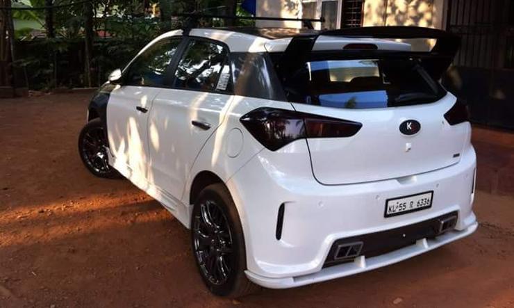 Hyundai i20 Mod 2