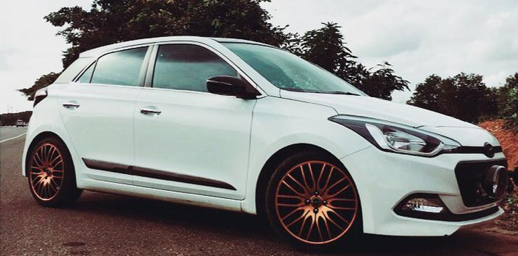 Continued Ten Awesome Modified Hyundai Elite I20s Of India