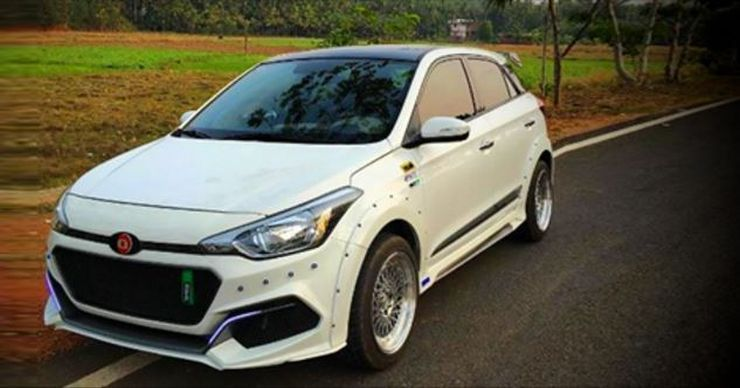 Hyundai I20 Elite 10 Crazy Cool Modified Examples From