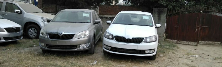 All new Skoda Rapid launched