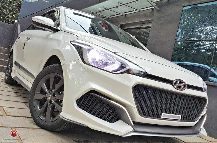 Modified Hyundai Elite I20s 10 Great Examples