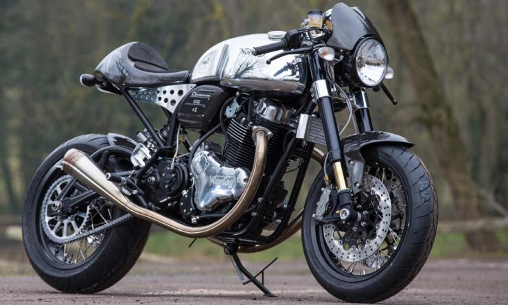 Norton Dominator 961
