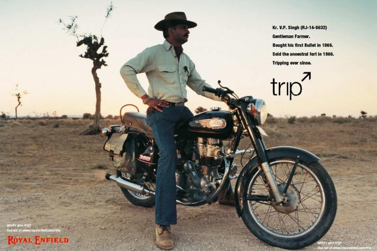 Royal Enfield Ad