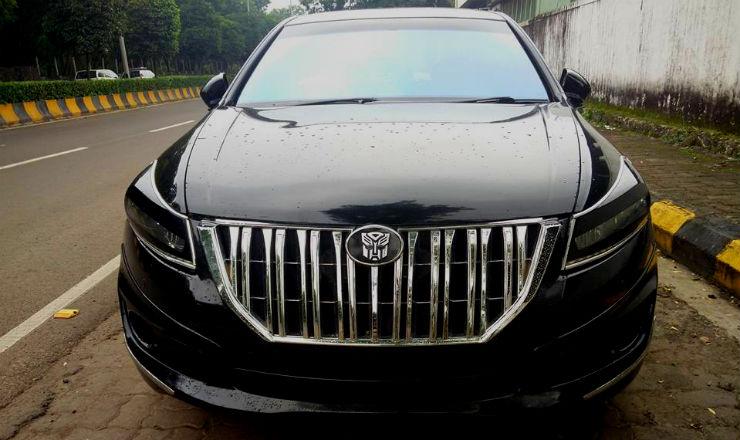 Mistreated Luxury Cars Of India