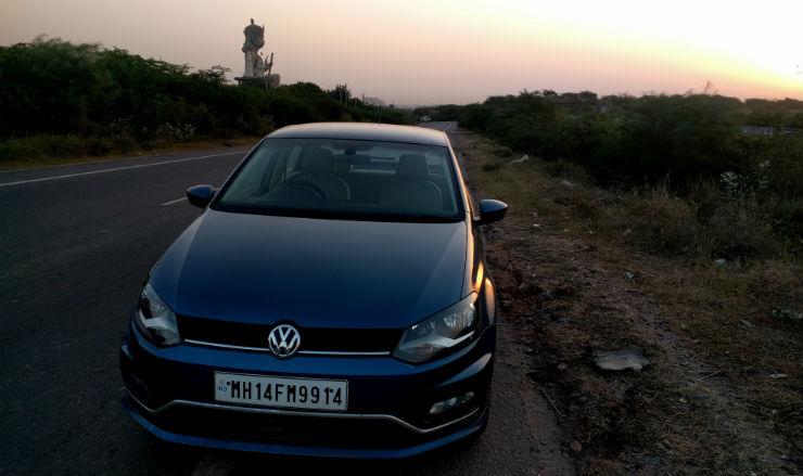 VW Ameo petrol review