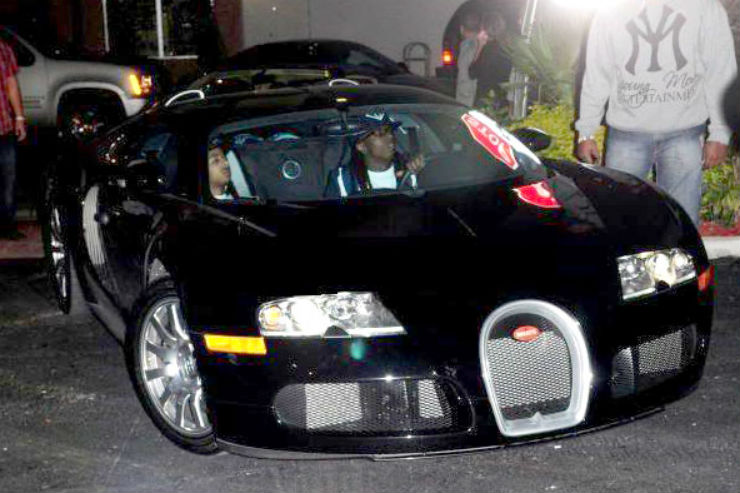 15 High Profile Bugatti Veyron Owners | Page 2 of 16 ...