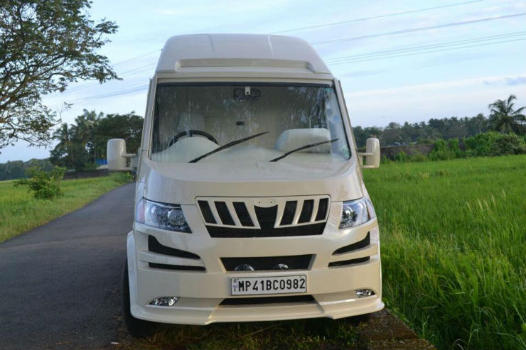 10 Motorhomes you can buy in India