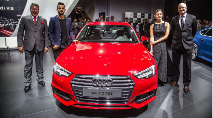 Audi launches the A4 diesel
