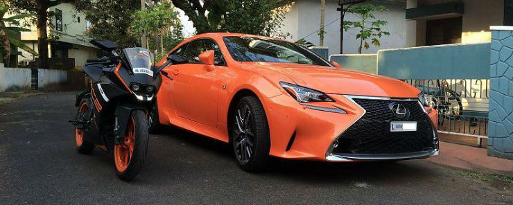 25 Super Exotic Imports Spotted On Indian Roads