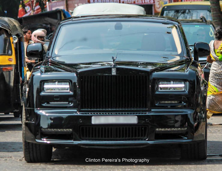 The Most Elegant Modified Rolls Royce Cars In The World
