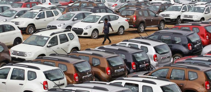 Car Stockyard India