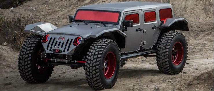 Crazy-Jeep-Wrangler-Based-Fab-Fours-Legend-Concept-Philadelphia-Jay-Leno-Drives-3