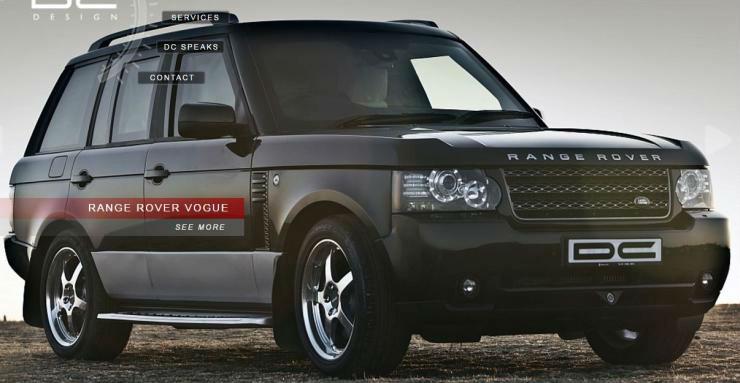 DC Design Range Rover Vogue