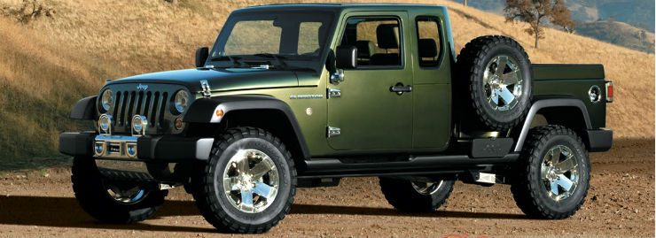 Continued: 10 modified Jeep Wranglers that redefine what crazy is