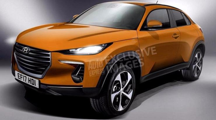 Hyundai Intrado based i20 SUV