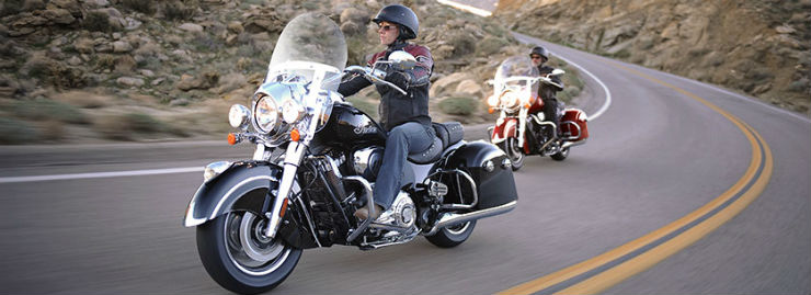 Indian motorcycle launches 2017 Springfield in India