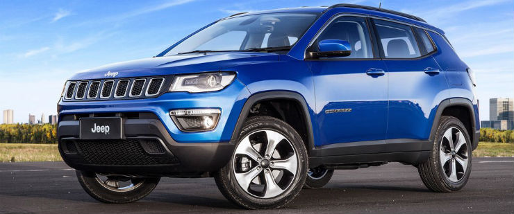 Jeep Compass gets 8,100 bookings in less than a month of launch