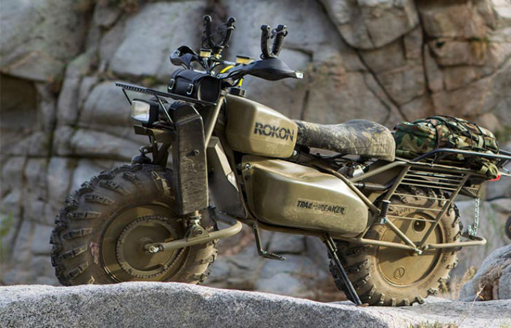 Used Land Rovers For Sale >> These 2WD Motorcycles from around the world are perfect ...