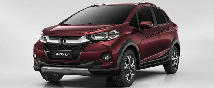 Honda WR-V specs revealed ahead of launch