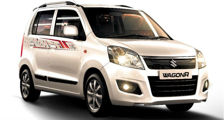 Maruti launches special edition of WagonR