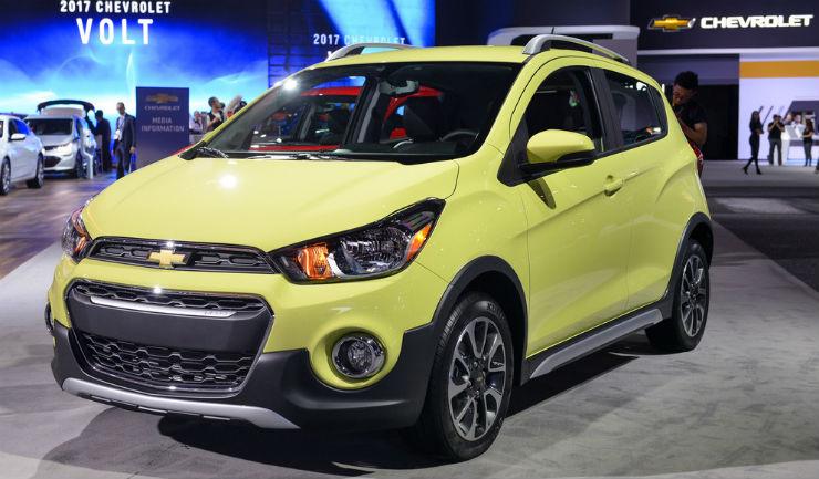 10 India-bound cars & SUVs from the 2016 LA Auto Show