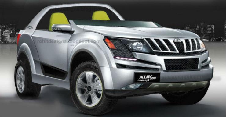 new-mahindra-XUV300-convertible