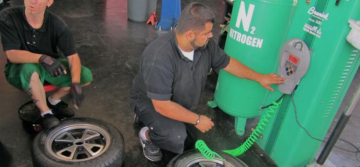 The Final Answer Nitrogen For Your Tyres Yes Or No
