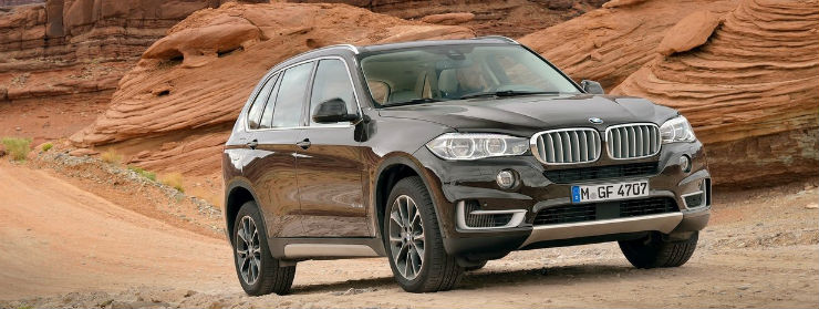 BMW to launch petrol variants of the X3 and X5 in India