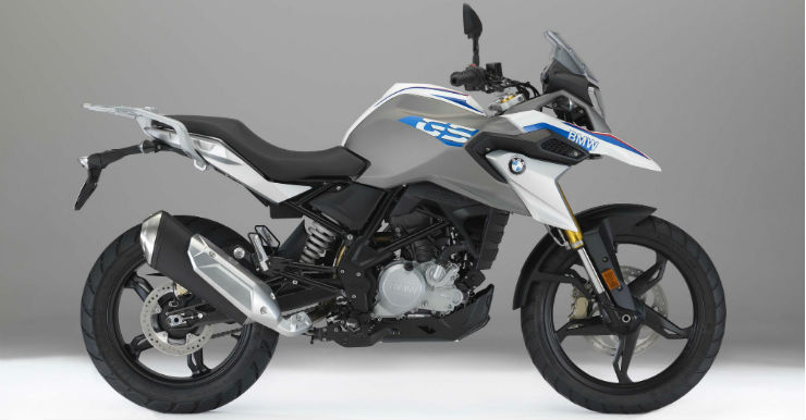 Upcoming BMW GS 310R spotted in India for the first time ever