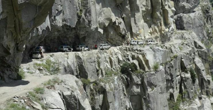 Kishtwar Road