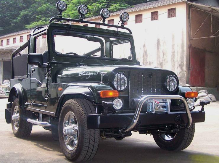 Mahindra Legend