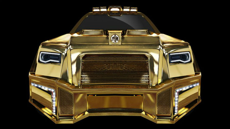 10 of the most EXPENSIVE SUVs money can buy!